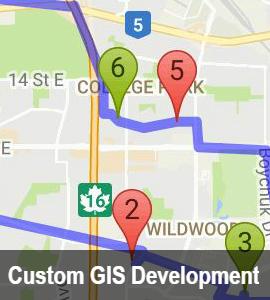 Custom GIS